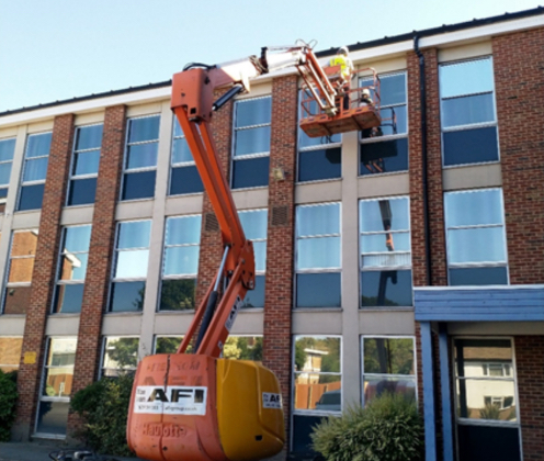 Commercial Building in Feltham