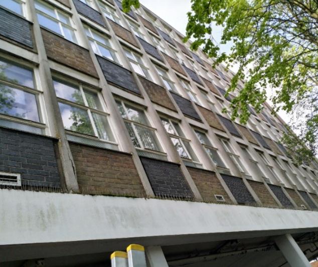 Building façade investigation